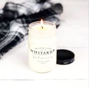 Goodmorming Candle